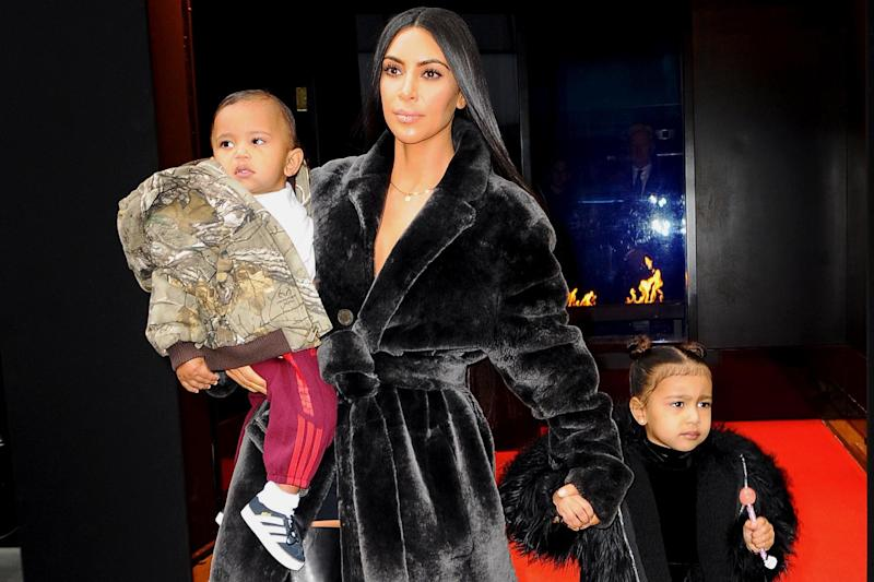 Mother: Kardashian revealed all about the traumatic experience: Jawad Elatab / Splash News