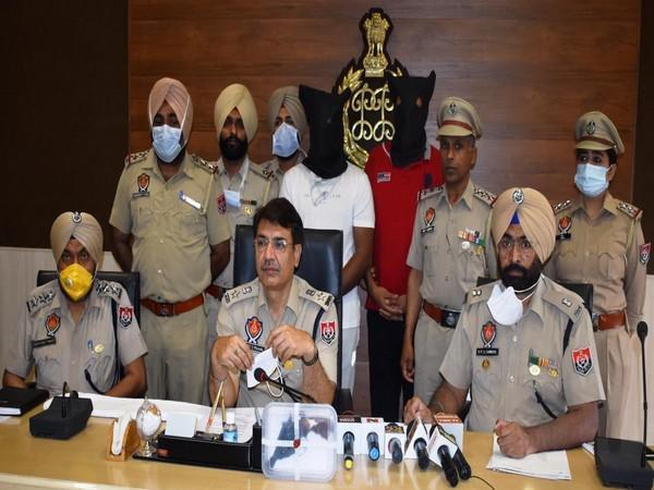 Harpreet Singh has been arrested by the Punjab police for the murder of his sister. (Photo/ANI)