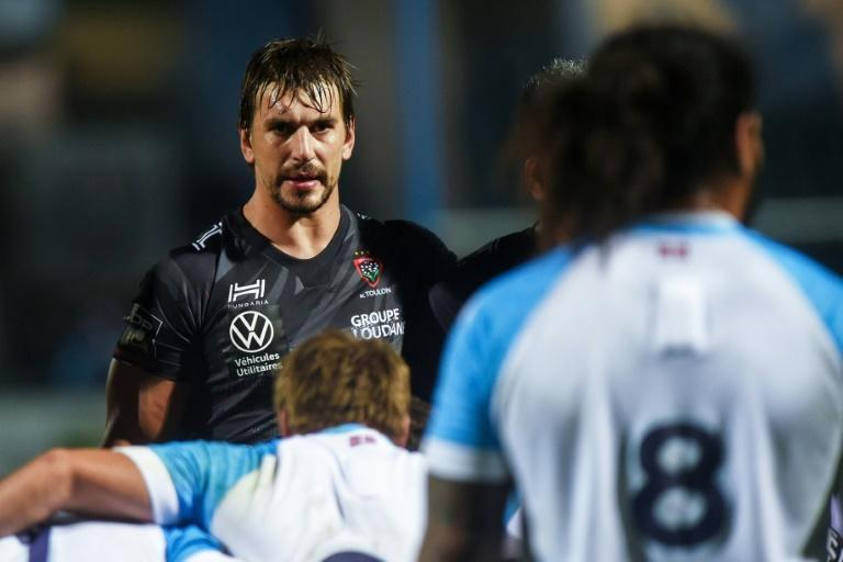Eben Etzebeth joined Toulon after winning the 2019 Rugby World Cup