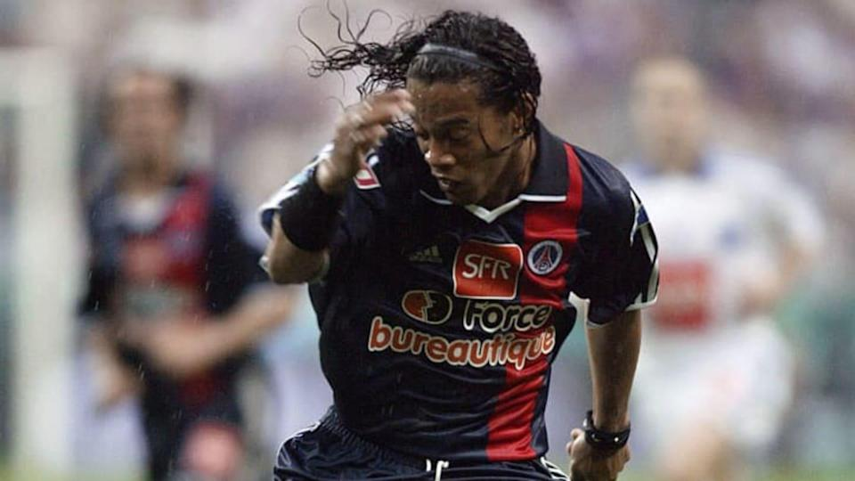 Ronaldinho | DAMIEN MEYER/Getty Images