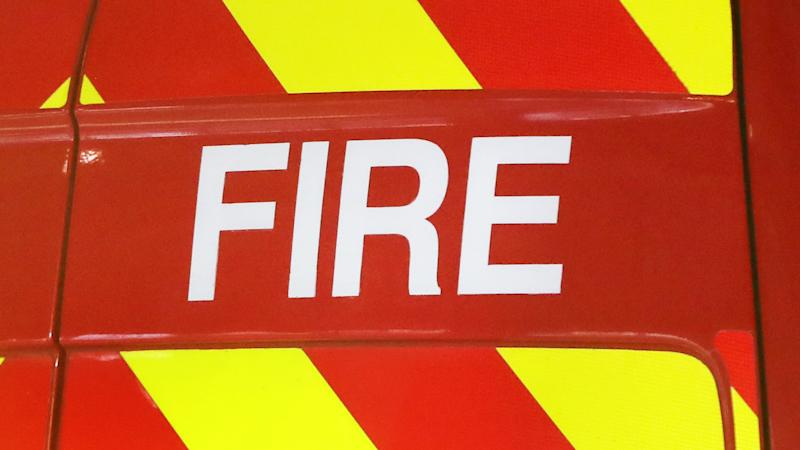 Three rescued in Bethnal Green fire