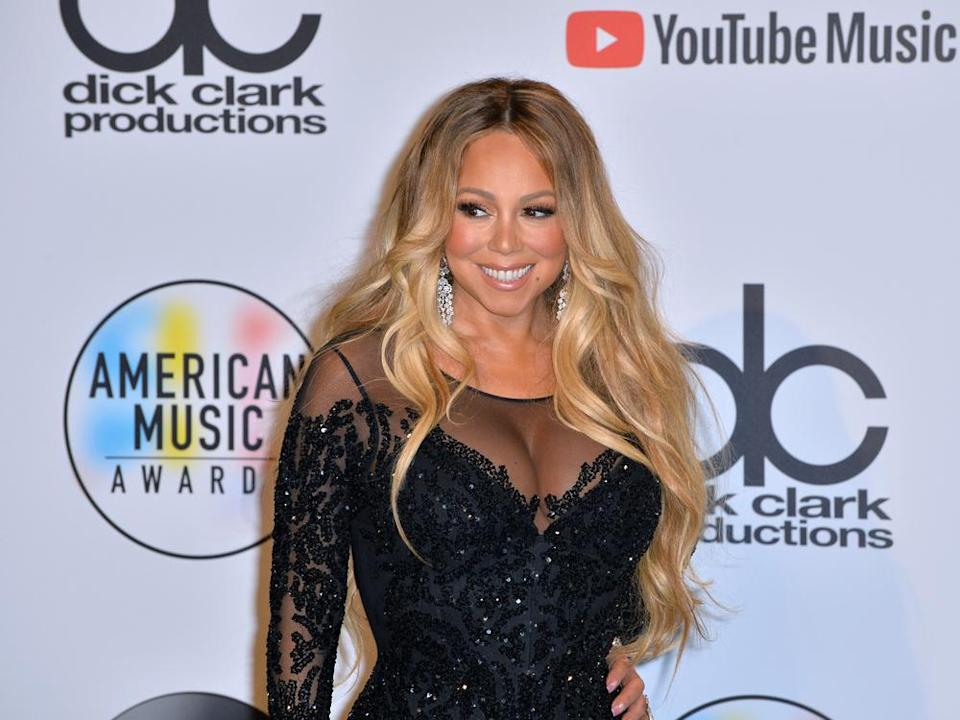 Mariah Carey wurde gegen Covid-19 geimpft. (Bild: Featureflash Photo Agency / Shutterstock.com)