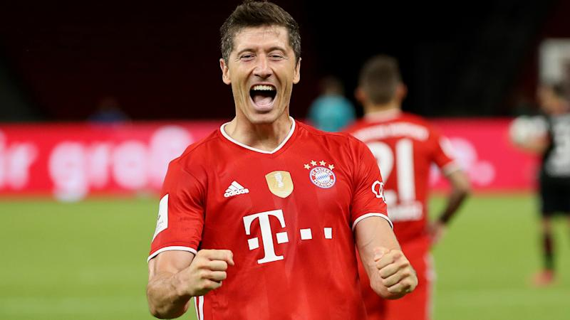 Lewandowski backed for Ballon d'Or glory by Bayern boss Flick