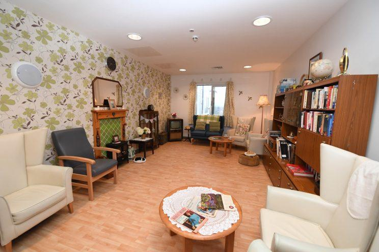 The 60s-inspired room (Wales News)