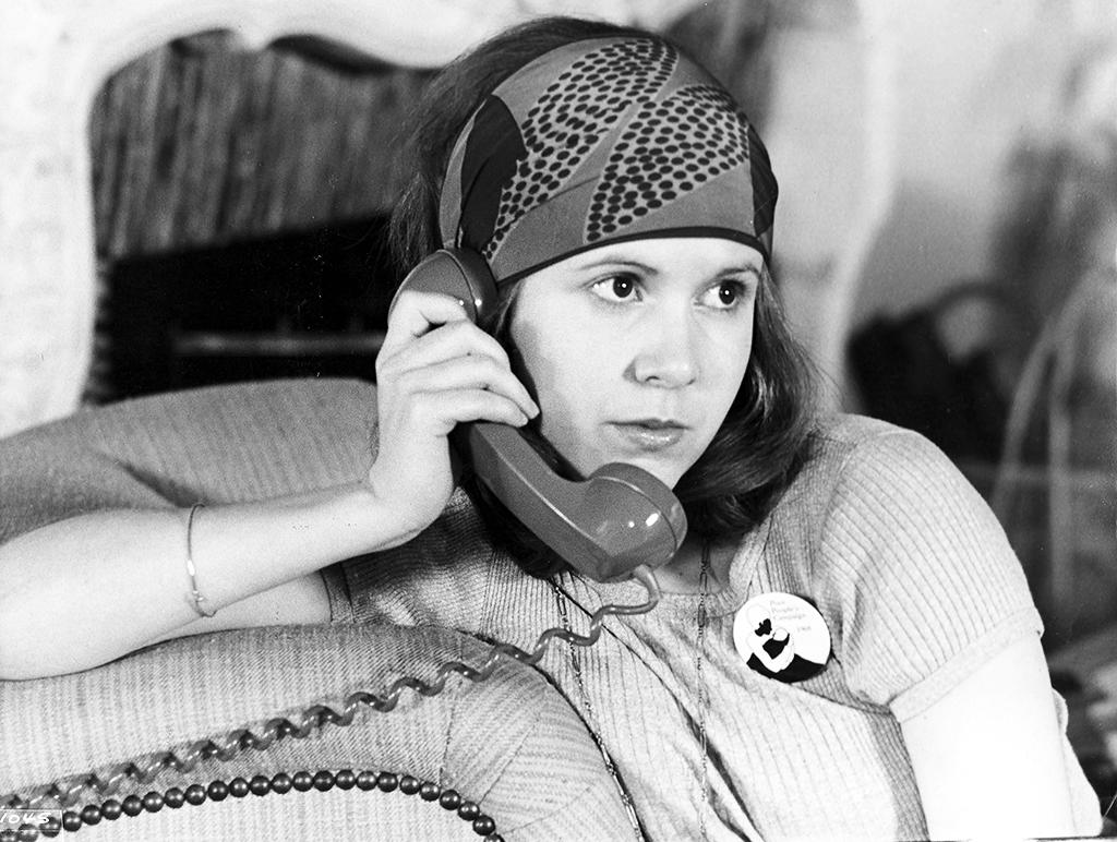 <p>At 17, Carrie Fisher filmed her big-screen debut opposite Warren Beatty in this satire of the '60s sexual revolution. (Photo: Everett Collection) </p>