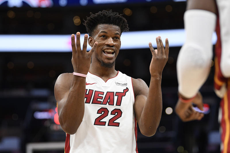Jimmy Butler Parts Ways With Jordan Brand