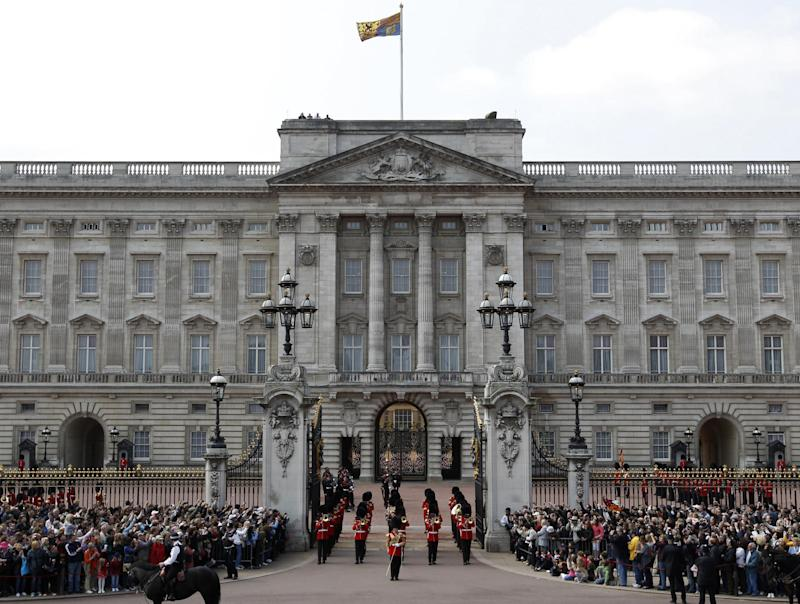 The Royal Family's property holdings go far beyond Buckingham Palace: REUTERS