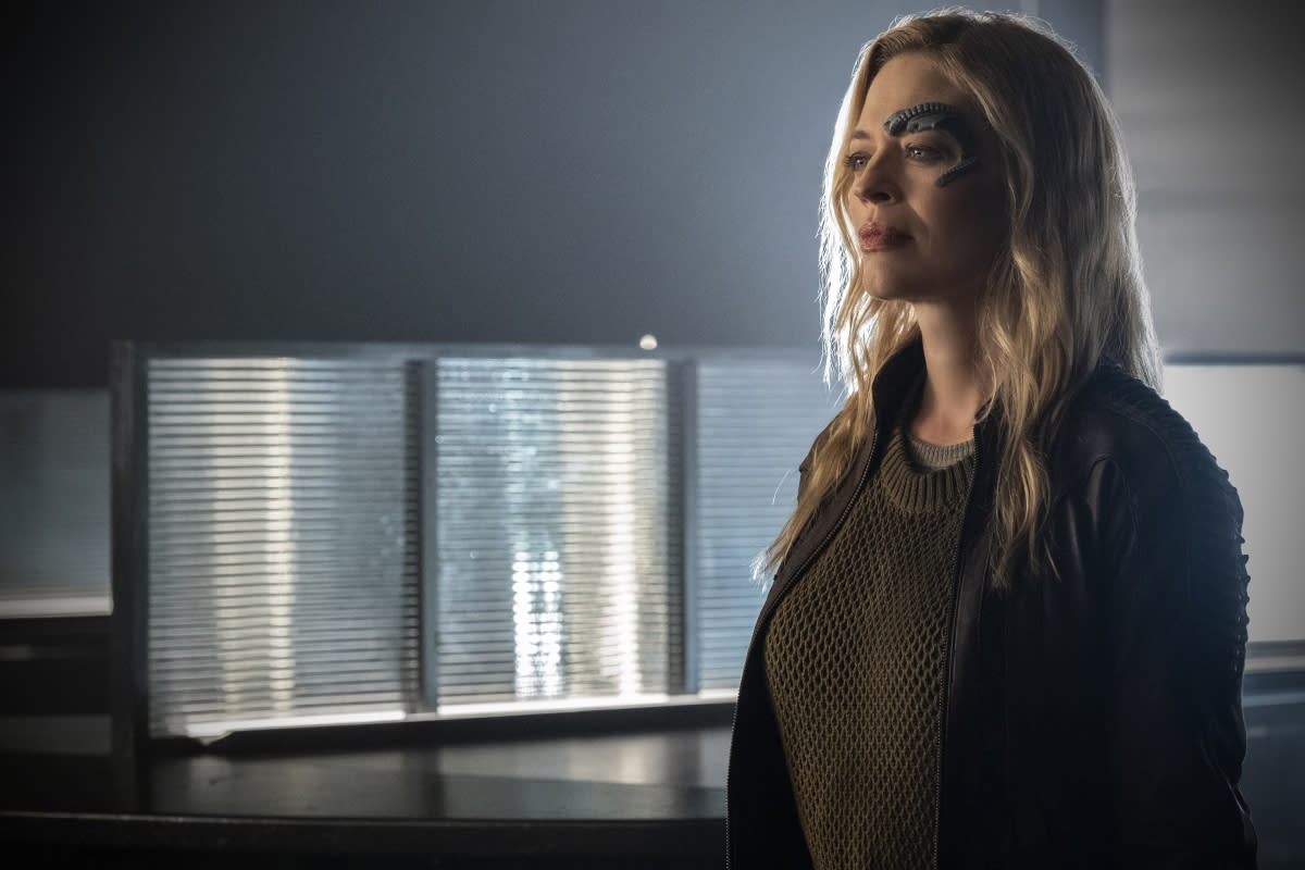 Jeri Ryan returns as Seven of Nine in 'Star Trek: Picard' (Photo: Trae Patton/CBS/CBS Interactive)