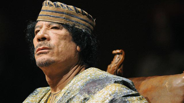 Moammar Gadhafi's Life From 'King of Kings' to Dead Dictator (ABC News)