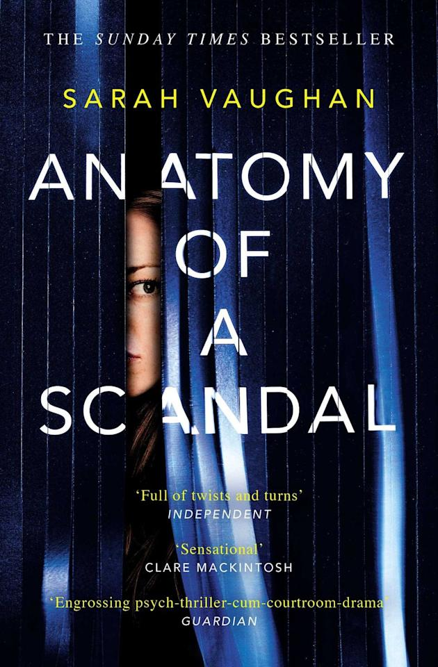 <p>Not content with brining us the gripping Big Little Lies, starring ReeseWitherspoon and Nicole Kidman, creator David E Kelley has now set his sights on another bestseller to adapt to the small screen.</p><p>Sarah Vaughan's Anatomy of a Scandal has sold over 100,000 copies already since it's 2018 release, and the political scandal thriller is now set to be turned into a gripping six-part series for Netflix.<br></p><p>Following the story of a high flying politician, who's marriage and life is plunged into crisis when he's accused of rape by his aide, the book also spotlights the prosecution process for sexual assault charges, through the eyes of the court barrister. </p><p>Netflix says the show will be filmed in the UK, and promises 'an insightful and suspenseful series about a sexual consent trial involving the British elite, the unravelling marriage of the man accused, and the women caught up in its wake.' </p>