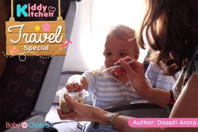 Kiddy Kitchen: Travel Special Foods for Moms and Babies
