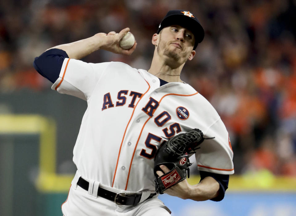 Ken Giles is still getting drafted aggressively despite his poor postseason (AP Photo).