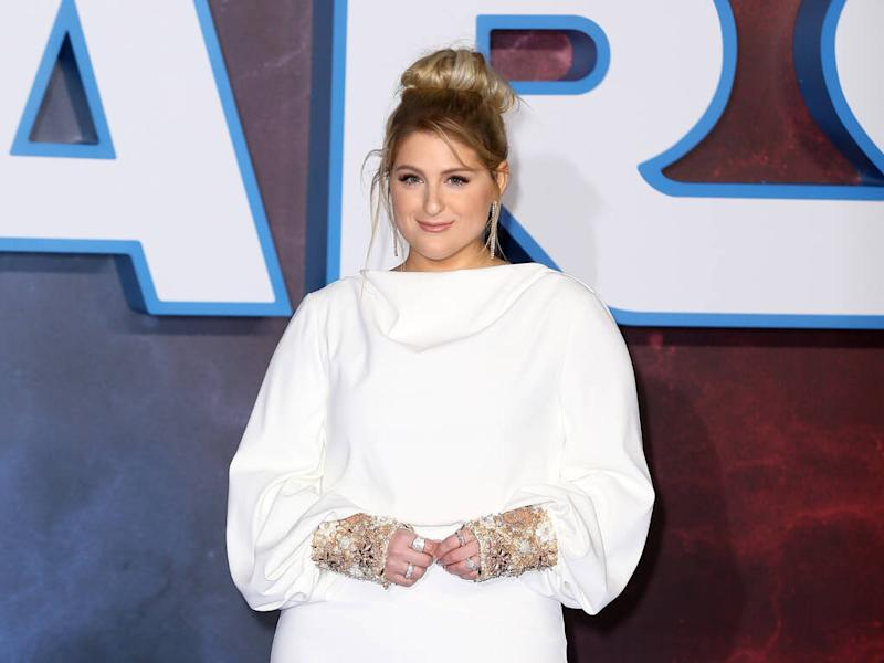 Meghan Trainor took Treat Myself title from therapist
