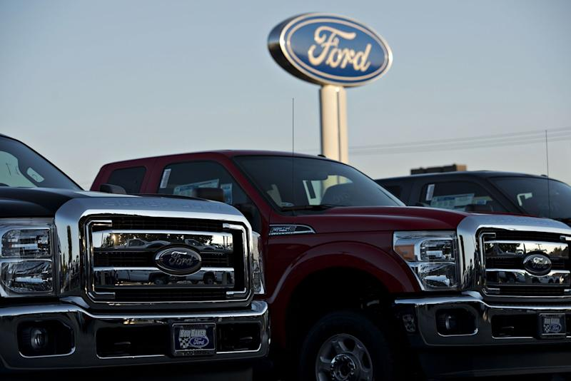 Ford Becomes Largest Fallen Angel After S&P's Cut to Junk
