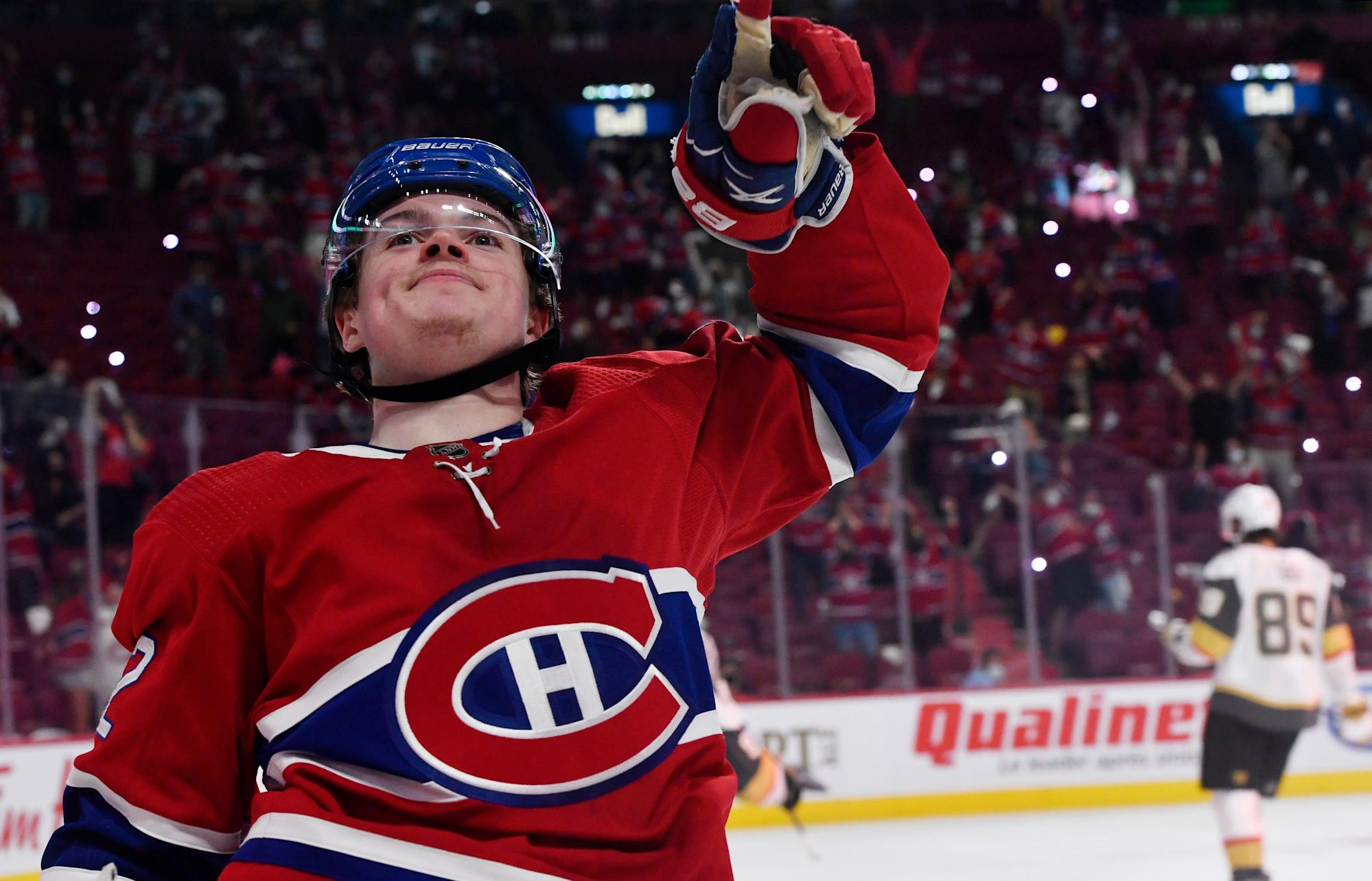 Canadiens punch ticket to Stanley Cup Final