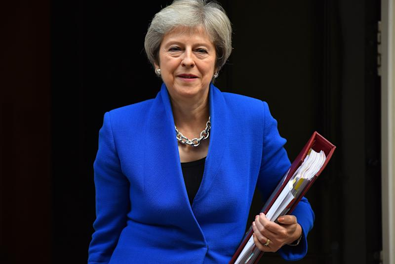 <strong>Brexiteer MPs have called on Theresa May to publish the full details of the backstop arrangement&nbsp;&nbsp;</strong> (Photo: SIPA USA/PA Images)