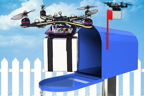 How Delivery Drones Could Monitor Their Own Health