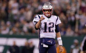 Tom Brady do New England Patriots