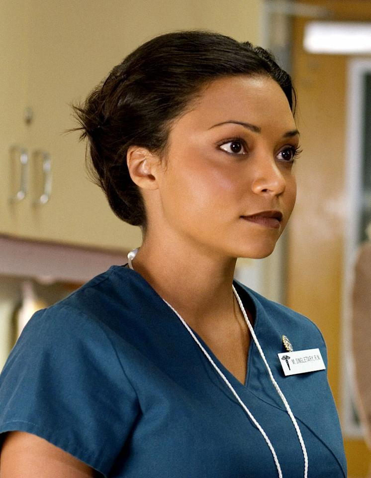 Danielle Nicolet stars as Mary in Heartland.