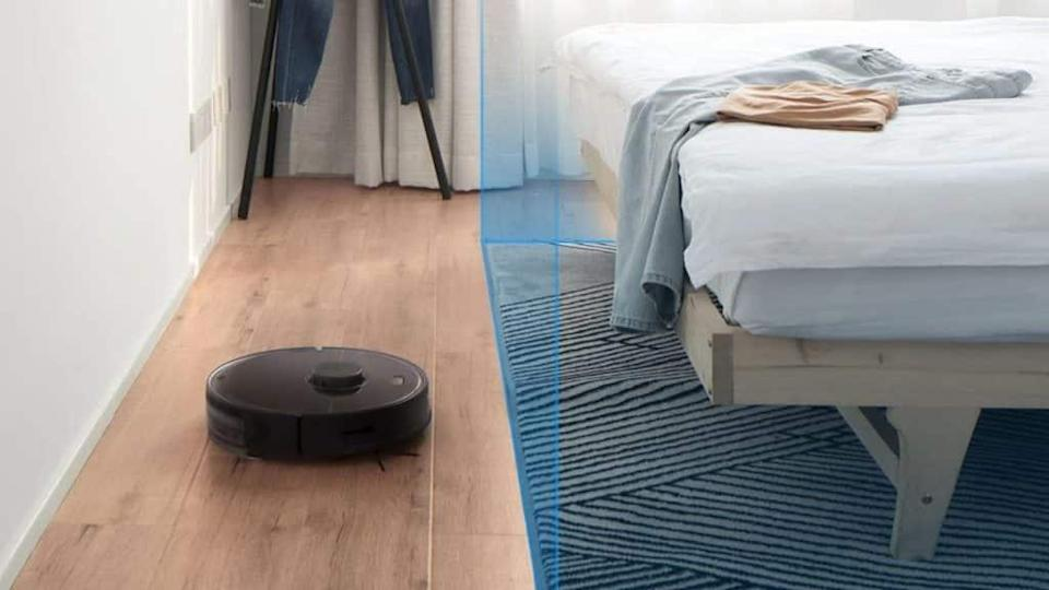 Roborock S5 MAX Robot Vacuum and Mop Cleaner