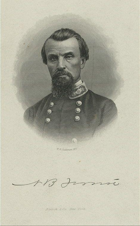 """Nathan Bedford Forrest was the first """"grand wizard"""" of the Ku Klux Klan in the late 1800s. In December 2013, Duval Public School District in Jacksonville, Fla., gained media attention after changing the name of local Nathan B. Forrest High School. But the district is not the only one with a school named after the former Klansman. <a href=""""http://fhs.marshall.k12tn.net/"""" target=""""_blank"""">At least one other school in the country</a>, located in Tennessee, bears the Confederate general's name. <br> <br> Duval School District decided to change the name of <a href=""""http://www.change.org/petitions/duval-public-schools-no-more-kkk-high-school"""" target=""""_blank"""">Nathan B. Forrest High School after more than 160,000 people signed a Change.org petition</a> demanding the district take action. According to the petition, the """"school got its name in 1959, when white civic leaders wanted to protest a court decision that called for integrating public schools."""" <br> <br> Notably, at the end of his life, <a href=""""http://www.pbs.org/wgbh/roadshow/fts/palmsprings_200801A41.html"""" target=""""_blank"""">Forrest disavowed his involvement with the KKK</a>."""