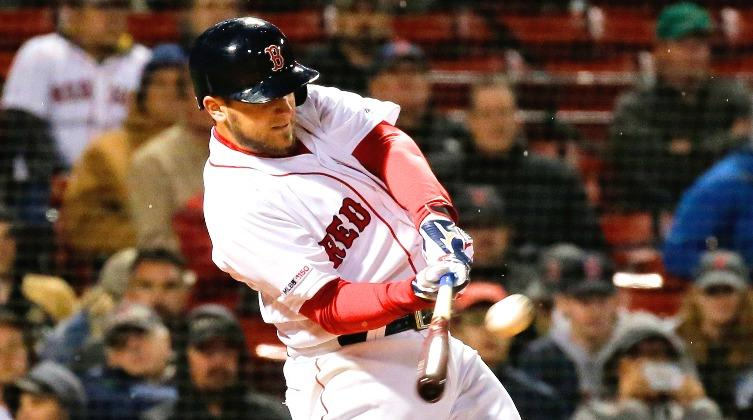 How a quick-thinking Dustin Pedroia made sure Michael Chavis wouldn't lose out on memento of a lifetime