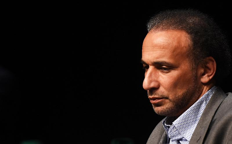 """Islamic scholar Tariq Ramadan was a professor at Oxford University until rape allegations surfaced at the height of the """"Me Too"""" movement"""