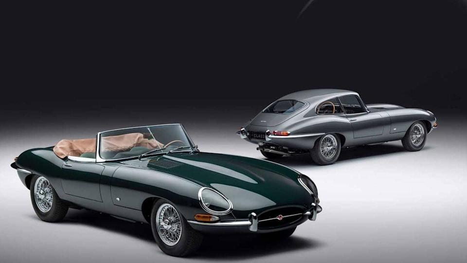 These limited-run special Jaguars are for rich and serious collectors