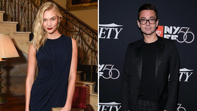 Project Runway Sets Karlie Kloss Christian Siriano As Hosts