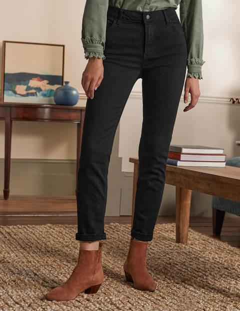 These affordable jeans look great paired with ankle boots for autumn. (Boden)