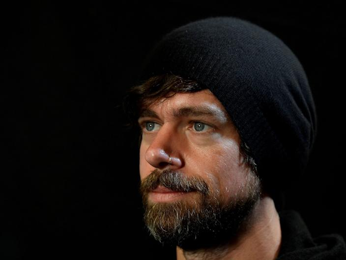 "Twitter and Square CEO Jack Dorsey. <p class=""copyright"">Reuters</p>"