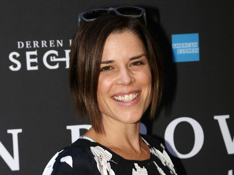 Neve Campbell 2019