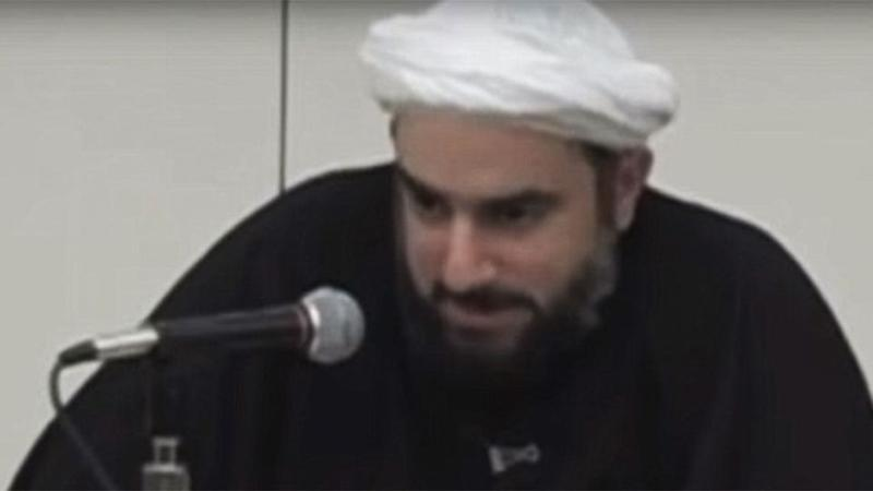 """In the videos, Sekaleshfar claims homosexuals should be punished with """"death."""" Photo: YouTube"""