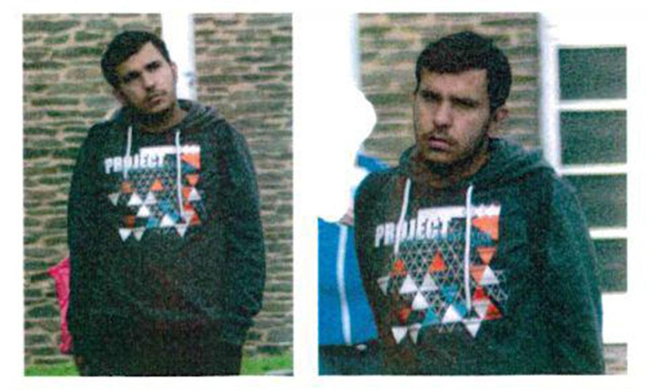 <p>Police handout photo of Syrian 22-year-old Jaber Albakr from Damascus. (Police Sachsen via AP) </p>