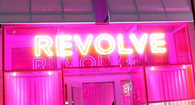 A fashion blogger is calling out Revolve for not inviting a more diverse group to their social media influencer press trip. (Photo: John Sciulli/Getty Images for Revolve)