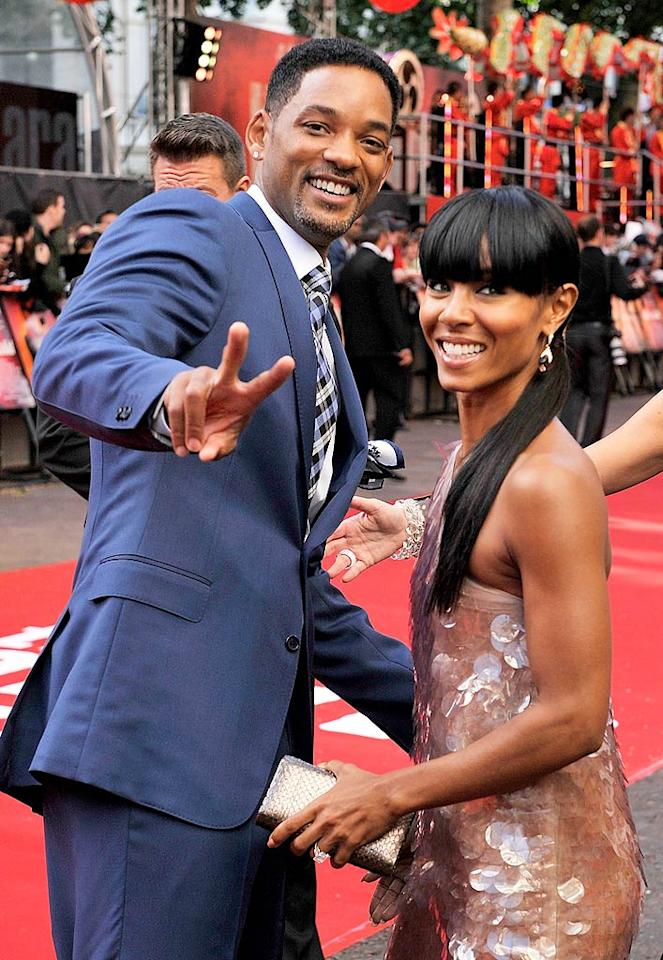 "<a href=""http://www.gossipcop.com/will-jada-pinkett-smith-broadway-revival-streetcar-named-desire/"" target=""new"">Gossip Cop</a> has a shocking addition to Perez Hilton's report on Will Smith and Jada Pinkett being ""approached to play the leads in the revival of 'A Streetcar Named Desire'!"" Gareth Cattermole/<a href=""http://www.gettyimages.com/"" target=""new"">GettyImages.com</a> - July 15, 2010"