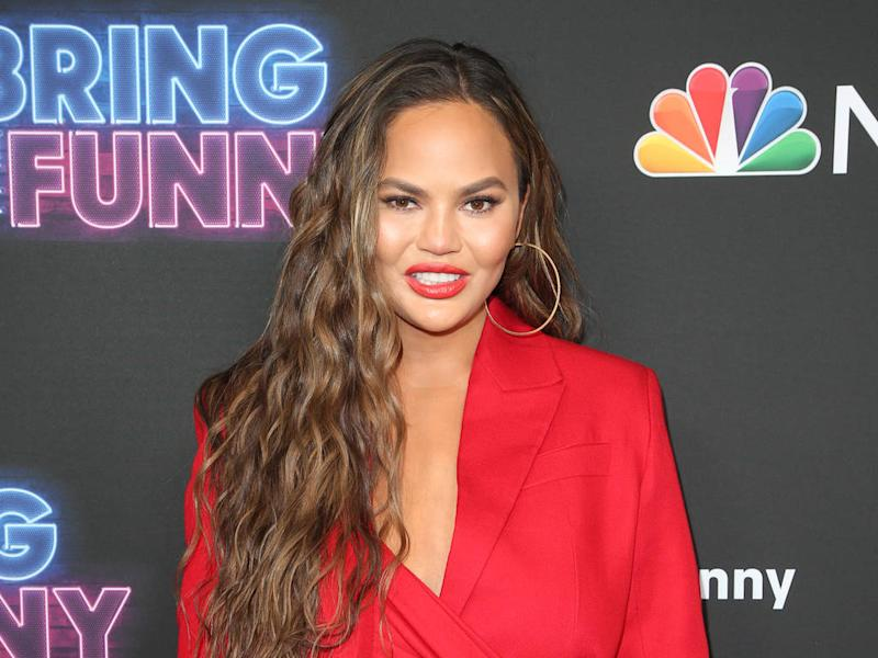 Chrissy Teigen apologises for 'tone-deaf' AirPods joke