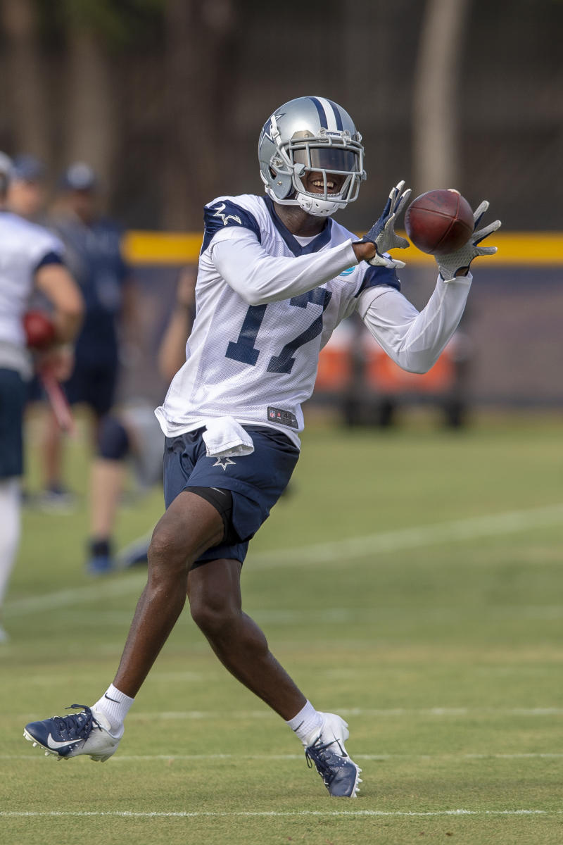 Cowboys Sort Through Roles For Receivers Without Dez Bryant