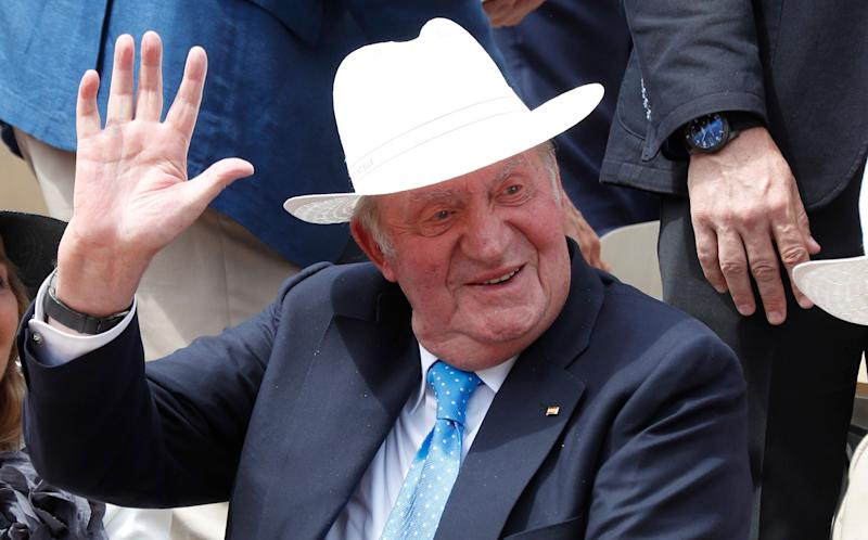 Juan Carlos I. (Photo: Rindoff Petroff/Suu via Getty Images)