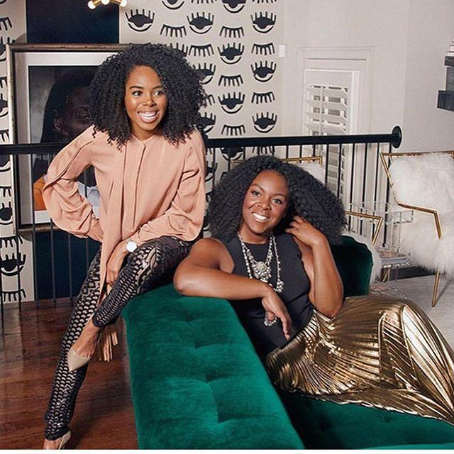 """<p>Tavia Forbes and Monet Masters are each talented designers on their own; together, they're a force to be reckoned with. Besides their stylish eyes and knack for creating spaces well-suited to their owners' lives, the Atlanta-based creatives are business-savvy (Forbes studied marketing before getting into design) and always up on the latest technology to make their practice more streamlined. </p><p><a href=""""https://www.instagram.com/p/BtmB9fcFd-n/?utm_source=ig_embed&utm_medium=loading"""" rel=""""nofollow noopener"""" target=""""_blank"""" data-ylk=""""slk:See the original post on Instagram"""" class=""""link rapid-noclick-resp"""">See the original post on Instagram</a></p>"""