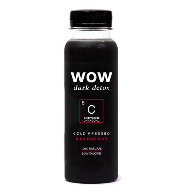 A new charcoal drink promises to help ease your hangover [Photo: WOW]