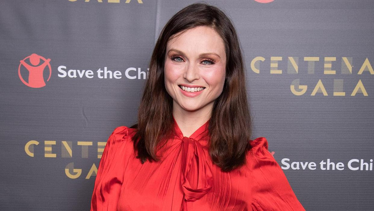 Sophie Ellis-Bextor was offended when a male work colleague asked her if she was pregnant (Image: Getty Images)