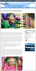 Cheapflights.com's Insider Tips on How to Revel in Style at Mardi Gras & Carnival