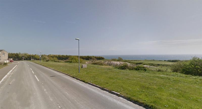 The alleged attack took place off Weston Street, Portland, Dorset (Picture: Google)