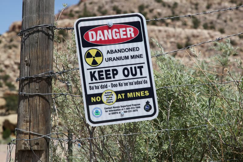 In Utah, a debate stirs over Estonian radioactive waste
