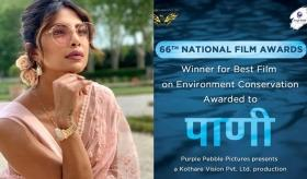 Priyanka Chopra gushes about 'Paani's National Award win, thanks team and mom Madhu Chopra