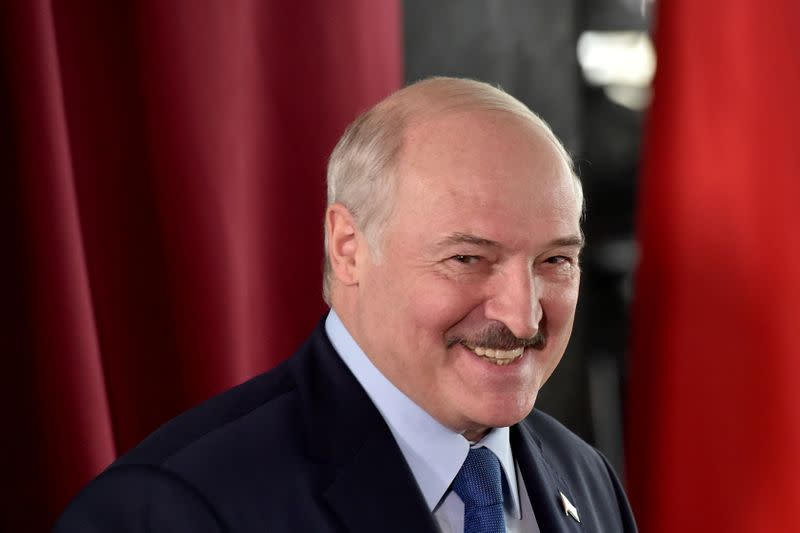 Moscow believes Belarus constitutional reform could resolve crisis - Russian news agencies