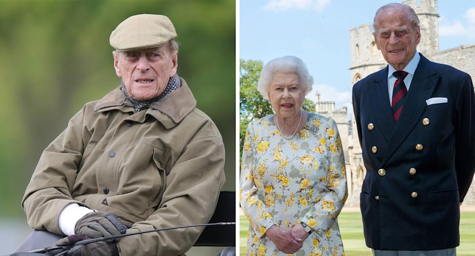 Prince Philip has been admitted into hospital. (PA Images)