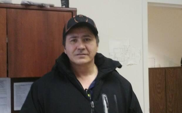 Aklavik Mayor Andrew Charlie said the community was well-prepared for flooding. 'It's not our first rodeo,' he said.