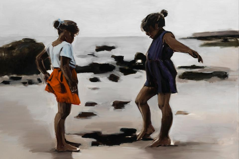 <p>Condor and the Mole 2011</p>Lynette Yiadom-Boakye